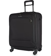 Briggs And Riley Transcend Medium Expandable Spinner Case Black