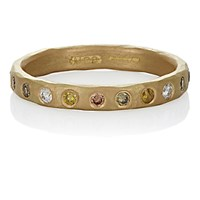 Malcolm Betts Women's Eternity Band No Color