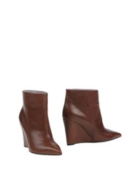 Lerre Ankle Boots Cocoa