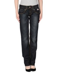 Roy Rogers Roy Roger's Denim Pants Black