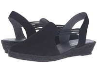 David Tate Nelly Black Women's Sandals