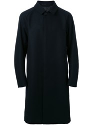Attachment Classic Overcoat Black