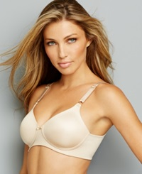 Vanity Fair Beauty Back Full Coverage Wireless Bra 72345 Damask Neutral