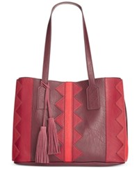 Inc International Concepts Marginy Tote Only At Macy's Wine