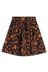 Tara Jarmon Printed Skirt Multicolor
