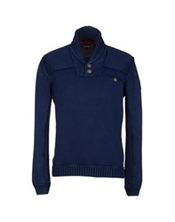 Napapijri Knitwear Jumpers Men Dark Blue