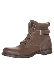 Marc O'polo Laceup Boots Marrone Brown