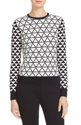 Ted Baker Women's London 'Ollia Triangle' Sweater