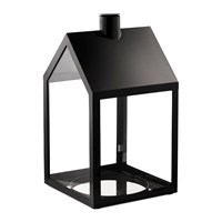 Normann Copenhagen Lighthouse Lantern Black