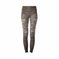 Due Fashion Elephant Leggings Grey