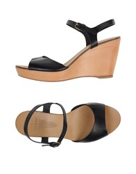 N.D.C. Made By Hand Footwear Sandals Women Black