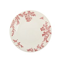Gien Delices Des 4 Saisons Dinner Plates Set Of 4