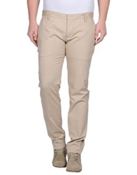 Dsquared2 Casual Pants Beige
