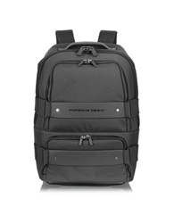 Porsche Design Twin Backbag Black Backpack Carry On Trolley Dark Gray
