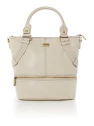Ollie And Nic Gregory Neutral Tote Bag
