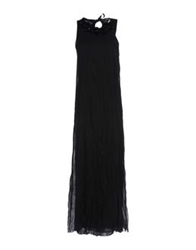 Hope Collection Long Dresses Black