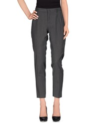 Pt01 Trousers Casual Trousers Women Grey