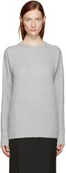 Hyke Grey Thermal T Shirt