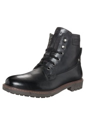 Firetrap Traffic Laceup Boots Black