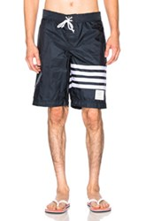 Thom Browne Board Shorts In Blue
