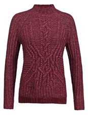 Gap Jumper Red Mahogany