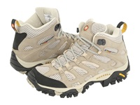 Merrell Moab Ventilator Mid Taupe Women's Hiking Boots