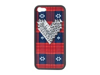Wild Plaid Red Cell Phone Case