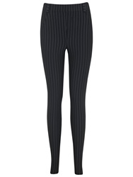 Miss Selfridge Pinstripe Tregging Trousers