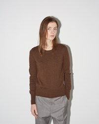 Etoile Isabel Marant Kessey Knit Pullover Brown