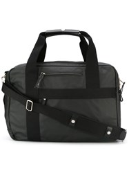Qwstion Multi Strap 'Office' Backpack Black