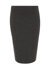 Hallhuber Jersey Pencil Skirt Black