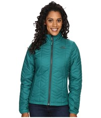 The North Face Bombay Jacket Conifer Teal Women's Jacket Blue