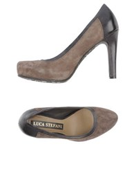 Luca Stefani Footwear Courts Women