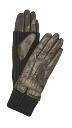 Soia And Kyo Carmel Gloves Black