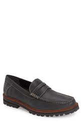 Dr. Scholls 'Ronald' Penny Loafer Men Black