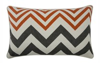 Thomas Paul Thomaspaul Zig Zag Resort Pillow