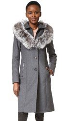 Mackage Mila Coat Charcoal