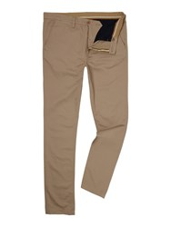 Fred Perry Classic Twill Chino Stone