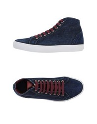Pantofola D'oro High Tops And Trainers Blue