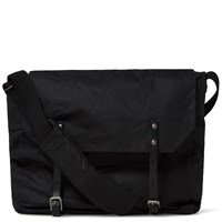 Ally Capellino Jeremy Waxy Satchel Black