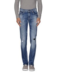 Daniele Alessandrini Denim Denim Trousers Men