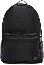 Porter Black Tanker Backpack