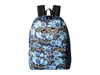 Vans Realm Backpack Dragon Floral Backpack Bags Multi