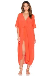 Agent Provocateur Holly Cover Up Orange