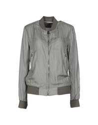 Historic Research Coats And Jackets Jackets Women Light Grey