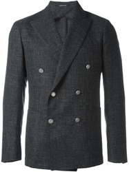 Tagliatore Tweed Blazer Grey