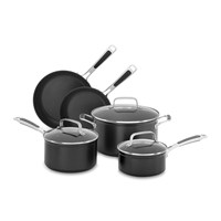 Kitchenaid Hard Anodised 5 Piece Cookware Set