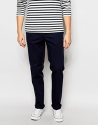 United Colors Of Benetton Regular Fit Chinos Navy06u