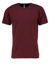 American Apparel Basic Tshirt Brown