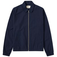 Folk Rab Coach Jacket Blue